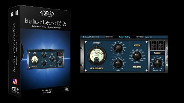 Blue Tubes Deesser DS-2S