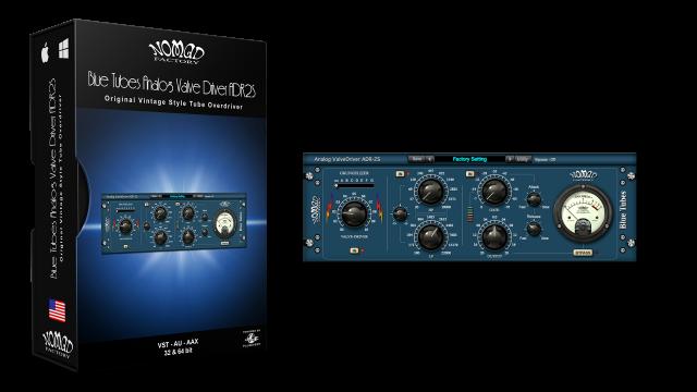 Blue Tubes Valve Driver ADR2S