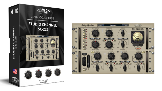 ASP Studio Channel SC-226