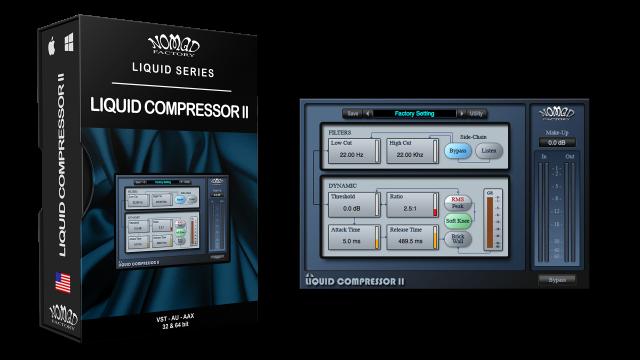 Liquid Compressor II