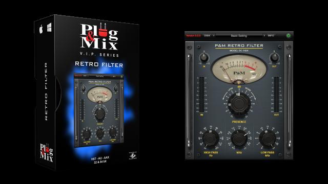 Retro Filter